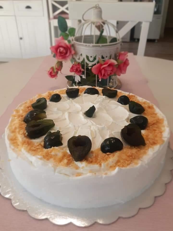 Ванилова торта